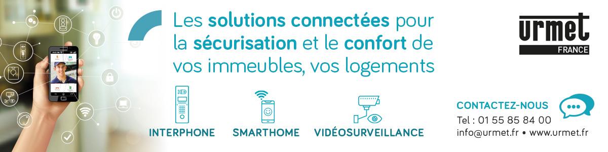 Urmet - Les solutions connectées