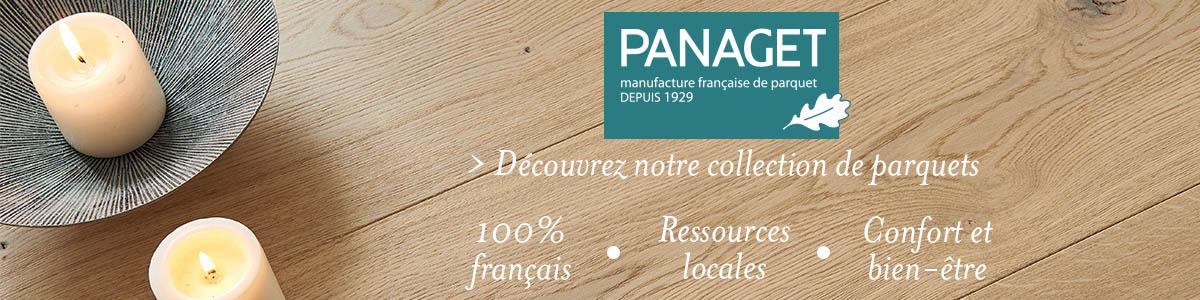 Panaget - Découvrez notre collection de parquets